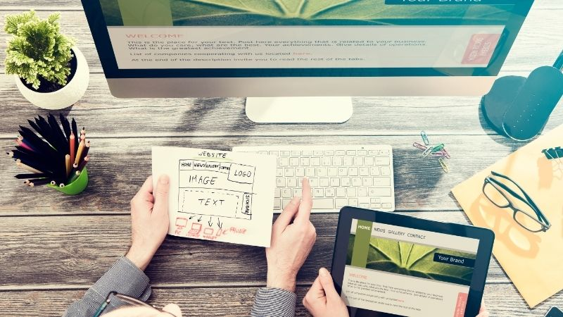 Pharmaceutical Web Design