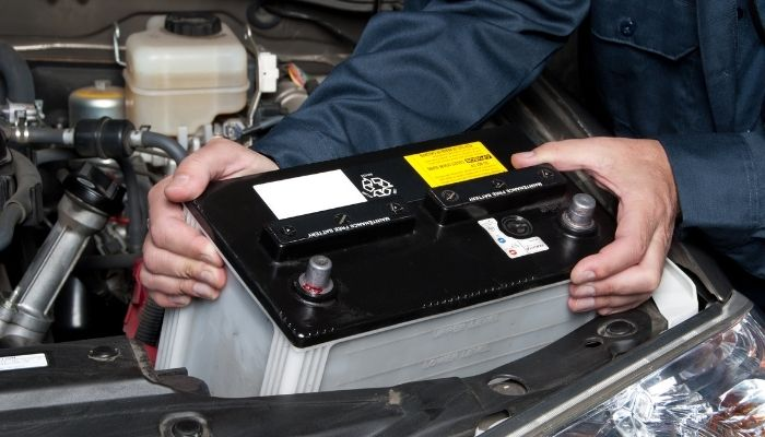 Tools Needed to Change a Battery