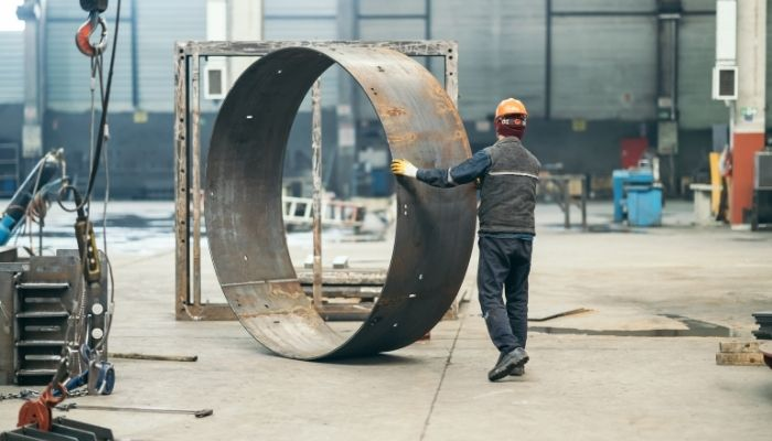 Seamless Forged Rolled Rings