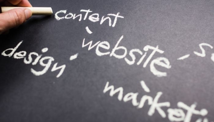 What Should You Consider When Developing Your Website Content?